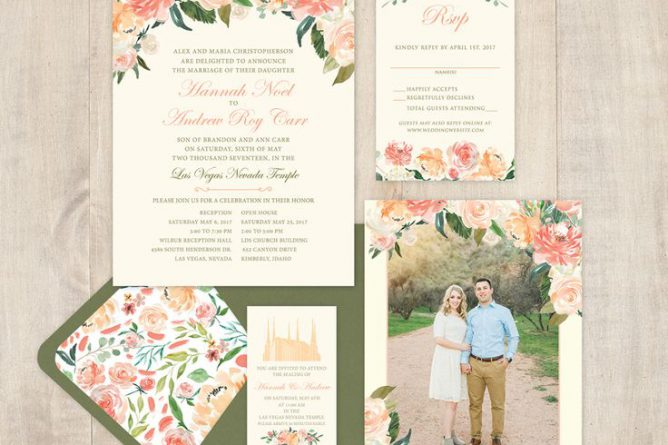 Wedding Ideas Wedding Invitation Design