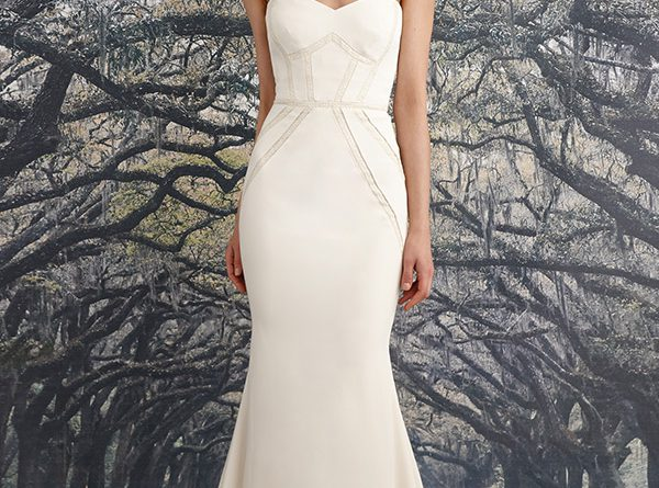Nicole Miller Bridal Spring 2016 Wedding Dresses