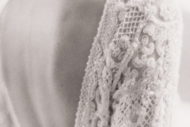 6 Traditional Wedding Dress Fabrics & Material Types
