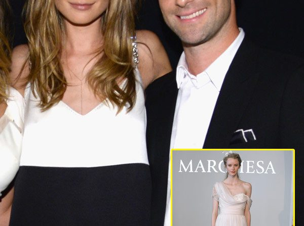 Behati Prinsloo And Adam Levine Wedding Dress